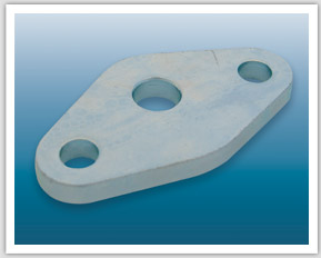 Flanges and fixtures