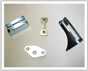 Stampings and components